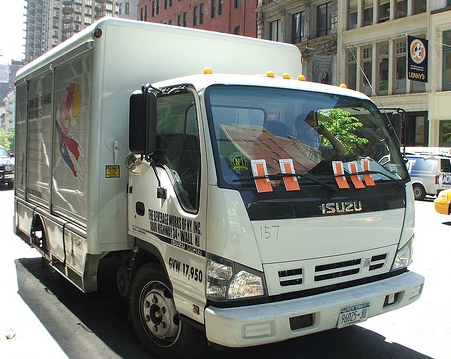 How A Truck Company Can Beat A NYC Parking Ticket