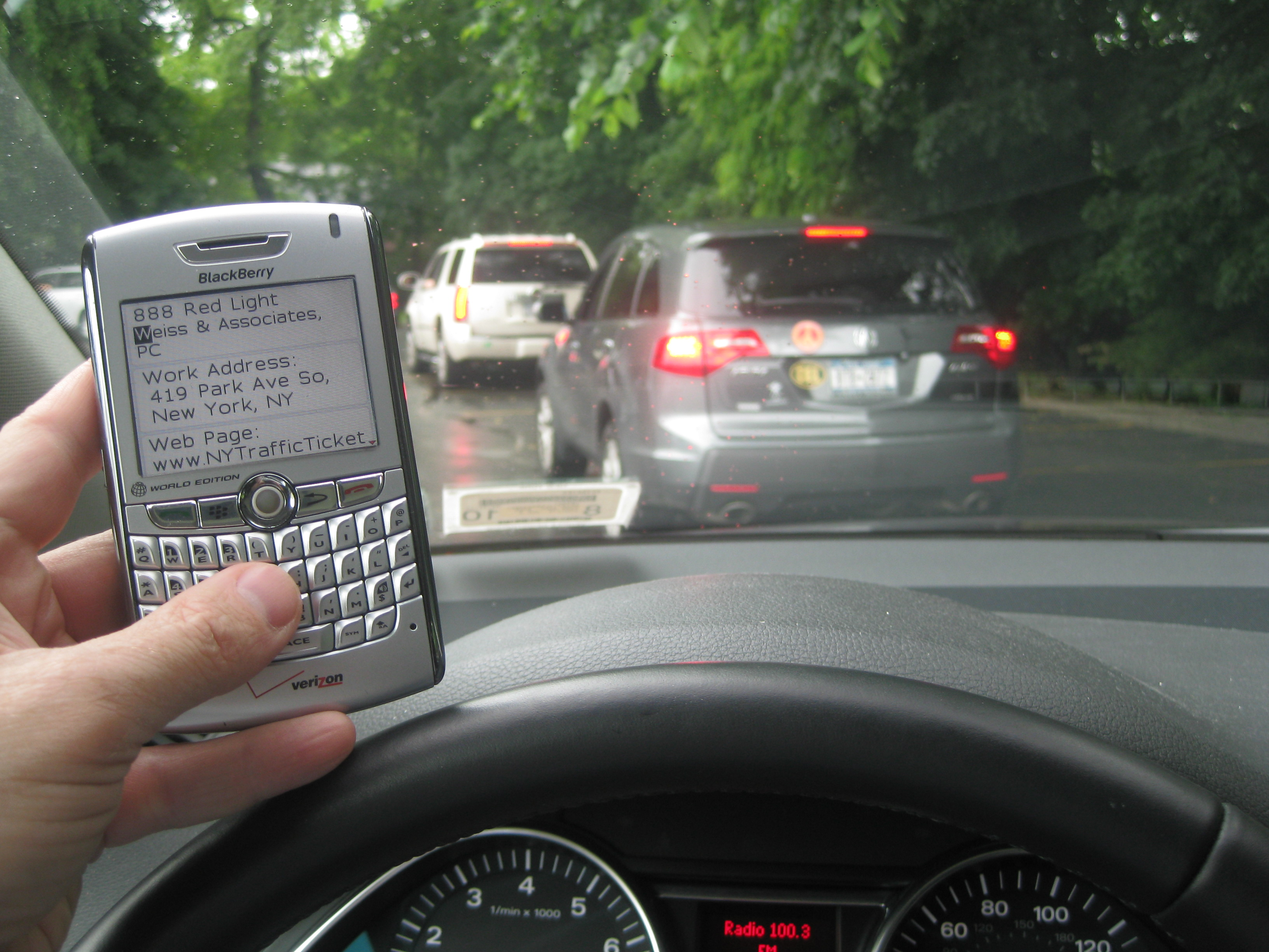 texting driving Every year in the us, almost a half million people are injured or killed in traffic accidents attributed to the combination of texting and driving the.