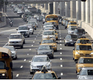 New York City Traffic Congestion Is The Second Worst In The Country