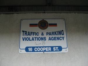 Nassau County Traffic & Parking Violations Agency located at 16 Cooper Street, Hempstead, NY