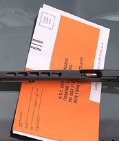 New York City Parking TIcket