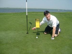 My best golf shot ever!