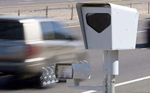 Speed Cameras Catch Speeding Motorists
